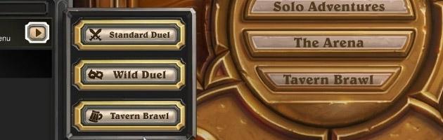 Choisissez le type de duel