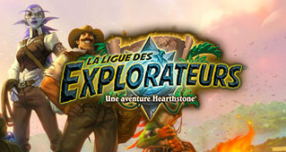 Ligue des explorateurs Hearthstone
