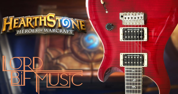 le theme hearthstone revisite facon jazz par lord bif music