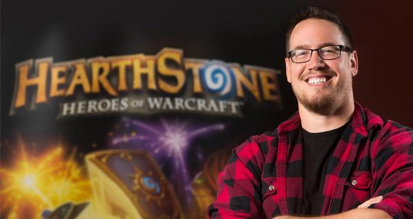 ben brode est desormais le game director du jeu hearthstone