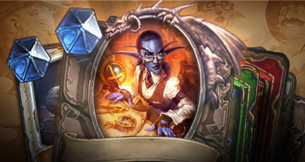 patch hearthstone : carte de la ligue des explorateurs et arene