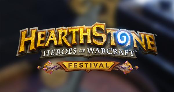 quelques images du hearthstone festival