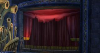 On trouve même un opéra à Karazhan !