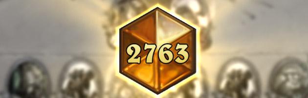 Un joueur averti a en moyenne besoin de 300 parties pour atteindre le rang légende