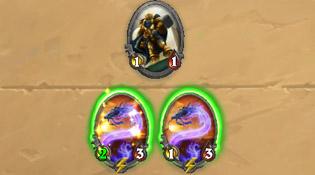 Un deck composé de vos deux choix