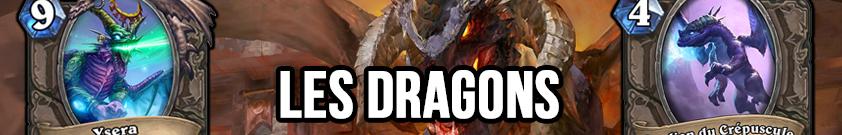 liste des cartes dragon dans hearthstone