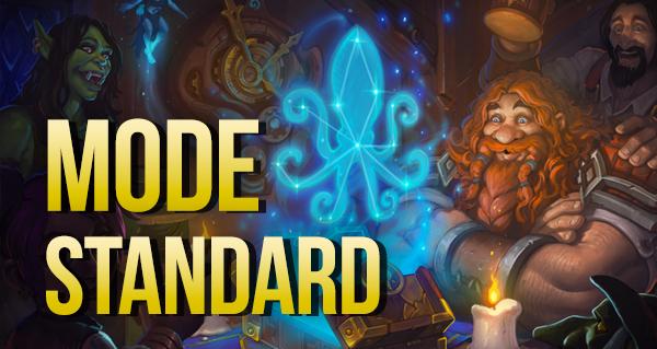 La construction d'un deck dans HearthStone: Heroes of Warcraft