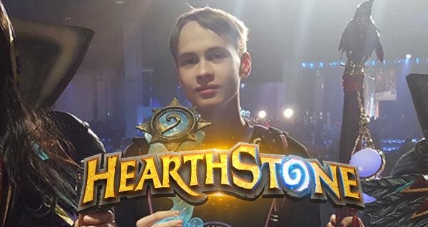pavel remporte le titre de champion du monde hearthstone 2016