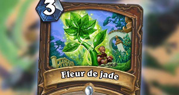 gadgetzan : le sort fleur de jade pour druide