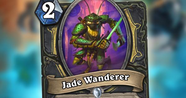 gadgetzan : jade wanderer, pour le voleur