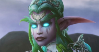 Tyrande dans World of Warcraft