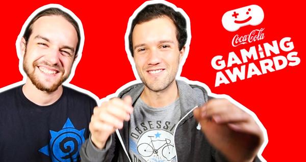 mamytwink et zecharia nomines aux coca cola gaming awards