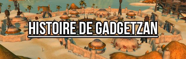 Histoire de Gadgetzan
