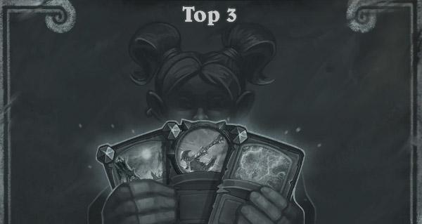 bras de fer hebdomadaire : top 3