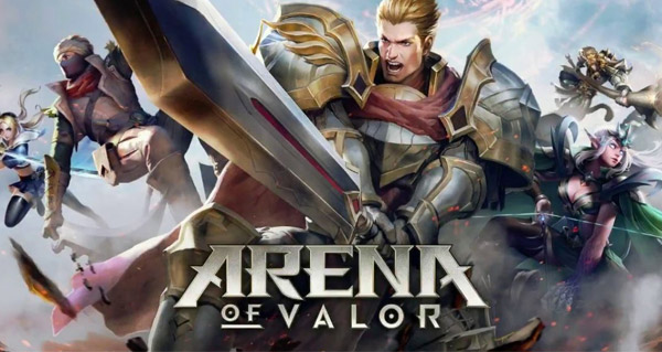 le moba asiatique arena of valor debarque en europe le 10 aout