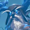 Carte héros Druide Hearthstone