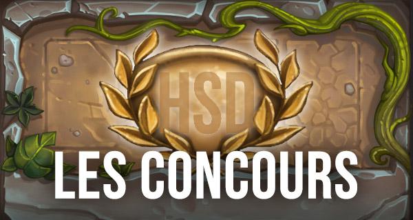 hearthstone-decks : les concours du mois de juillet