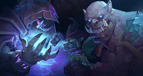 trone de glace : les cartes heros guerrier et demoniste revelees