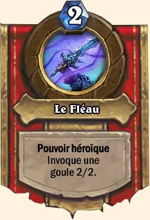 Pouvoir héroïque Fléau roi-liche