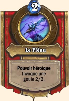 Pouvoir héroïque roi-liche Le Fléau