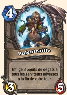 Carte Hearthstone Pulentraille