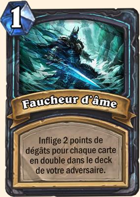 Carte Hearthstone Faucheur d'âme