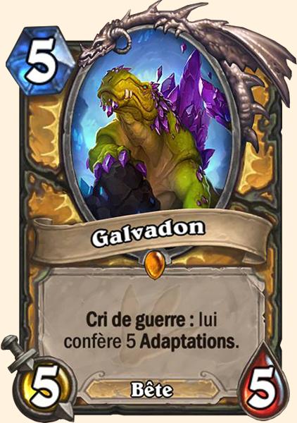 Carte Galvadon