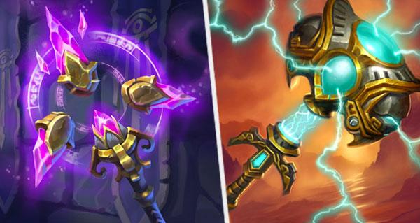 kobolds et catacombes : 9 deck a essayer avec les armes legendaires