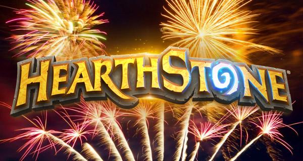 l'equipe de hearthstone-decks vous souhaite une bonne annee 2017