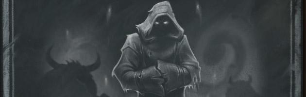 Bras de fer spécial 20 ans Diablo : le Rôdeur noir