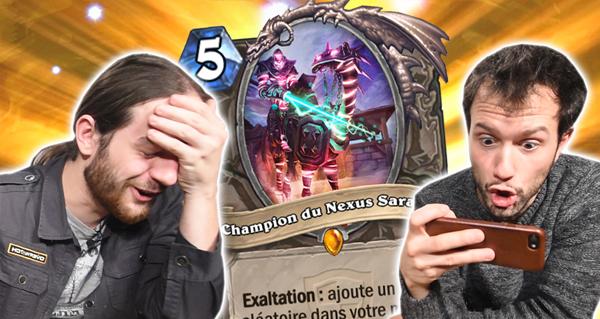 duel inutile : bataille de nexus saraad