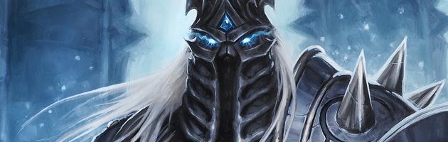 Arthas, le roi-liche, nous proposera des combats à la fois épiques et complexes