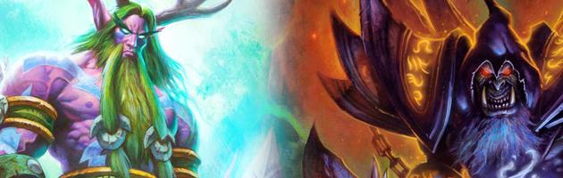 Deux nouveaux héros alternifs pourraient arriver pour le Druide et le Démoniste