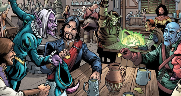 le premier comic officiel de hearthstone est en ligne