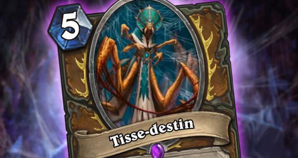 nouveau serviteur epique trone de glace pour le druide