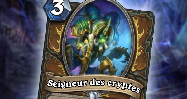 seigneur des cryptes : le nouveau serviteur pour le druide