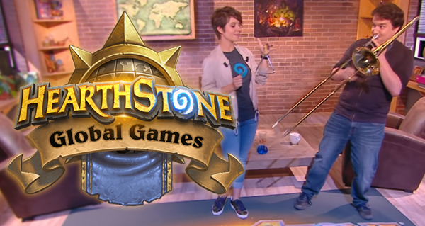 hearthstone global games : review n°1