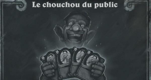 bras de fer hebdomadaire : le chouchou du public