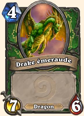 Drake émeraude
