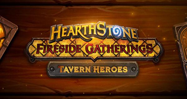 tournoi des heros de l'auberge : les hearthstone cafes pourront organiser des qualifications