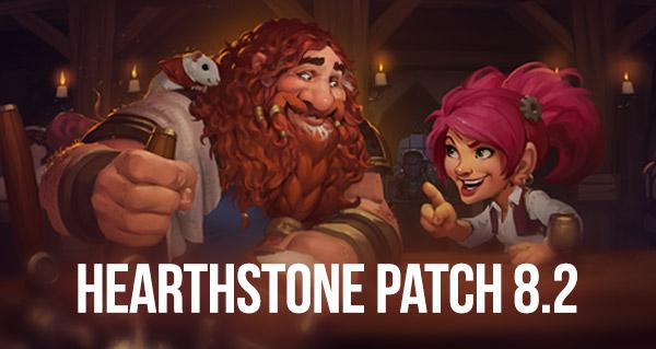patch 8.2 hearthstone : toutes les nouveautes