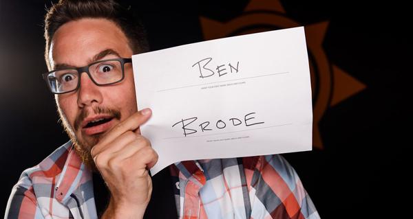 ben brode : parties classees, nouveaux joueurs et anniversaires