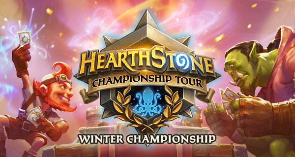championnat d'hiver hearthstone 2017 : le suivi