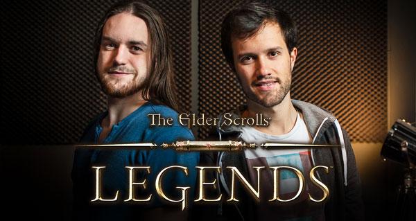 the elder scrolls legends : live de mamytwink et zecharia mercredi a 18h