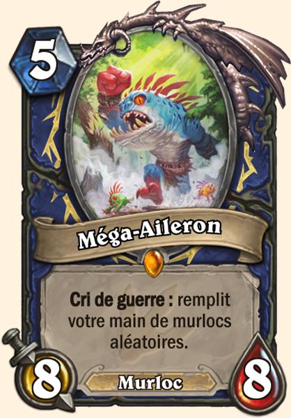 Carte Méga-Aileron