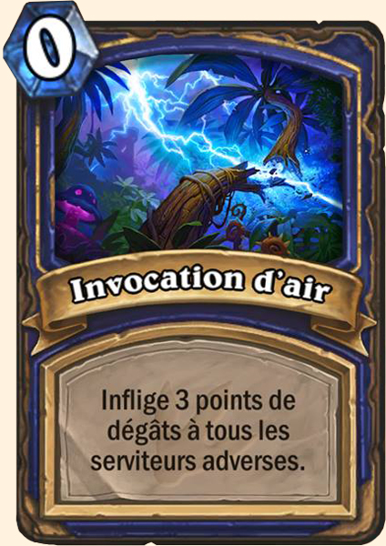invocation air hearthstone