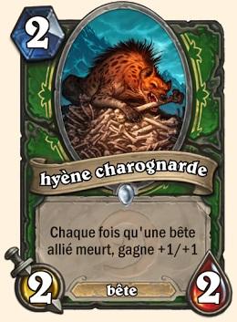 Hyène charognarde