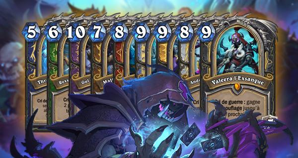 arene : retrait des cartes heros chevaliers de la mort a venir