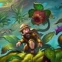 Carte Géants de la jungle