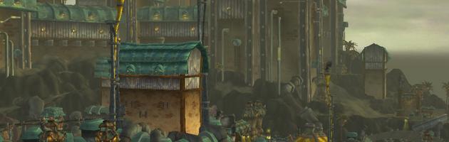 Kezan dans World of Warcraft
